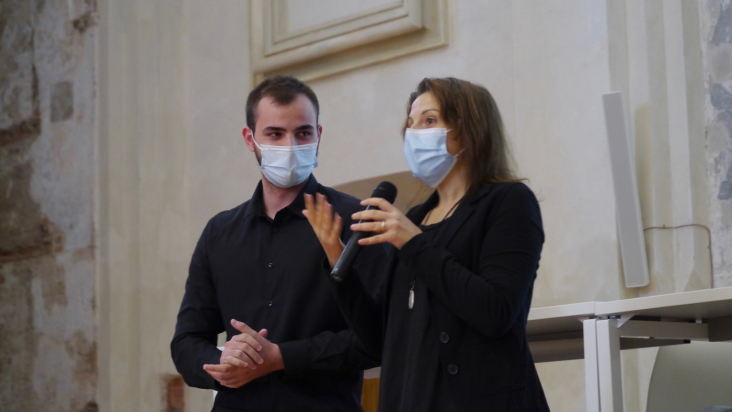Giuseppina Saccomandi   | Tutor Corso di Piacenza