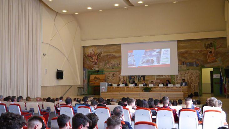 Studenti delle due classi del Biennio ITS Piacenza